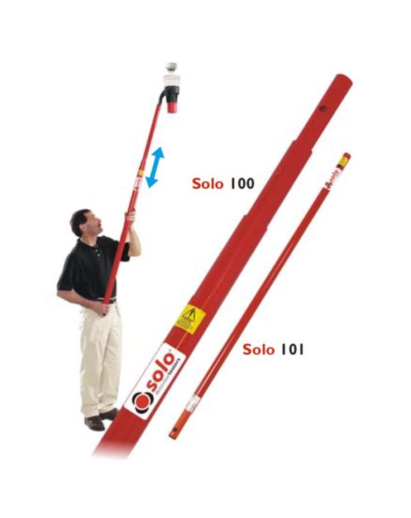 Solo 100/101/108 Telescopic Access Poles